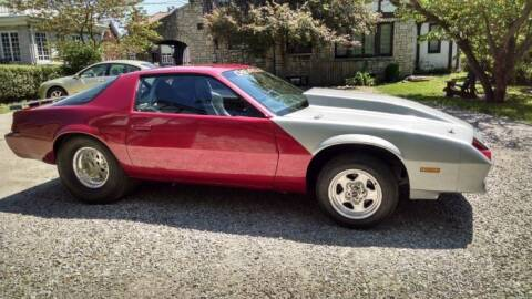 1982 Chevrolet Camaro for sale at Haggle Me Classics in Hobart IN