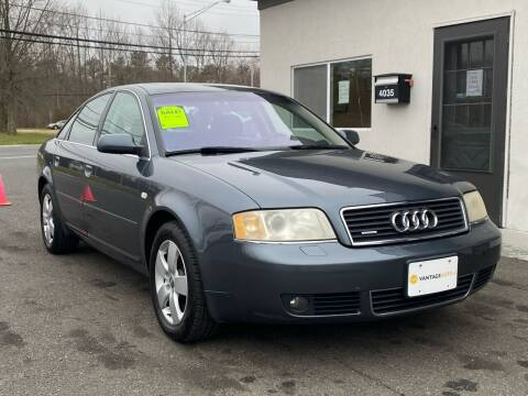 2004 Audi A6 for sale at Vantage Auto Group in Tinton Falls NJ