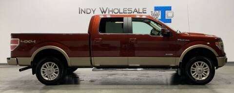 2014 Ford F-150 for sale at Indy Wholesale Direct in Carmel IN