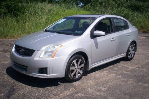 2012 Nissan Sentra for sale at Action Auto Wholesale - 30521 Euclid Ave. in Willowick OH