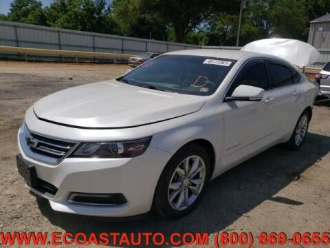 2018 Chevrolet Impala for sale at East Coast Auto Source Inc. in Bedford VA
