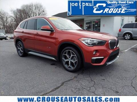 2018 BMW X1 for sale at Joe and Paul Crouse Inc. in Columbia PA