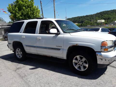 2002 GMC Yukon for sale at BBC Motors INC in Fenton MO
