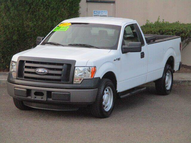 2012 Ford F-150 for sale at Select Cars & Trucks Inc in Hubbard OR