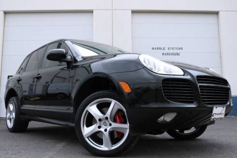 2006 Porsche Cayenne for sale at Chantilly Auto Sales in Chantilly VA