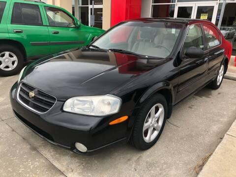 2001 Nissan Maxima for sale at Thumbs Up Motors in Warner Robins GA