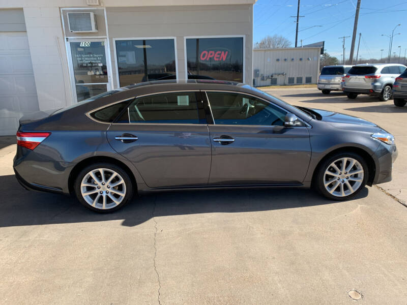 2013 Toyota Avalon for sale at S & S Sports and Imports in Newton KS