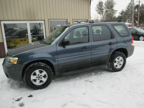 2005 Ford Escape for sale at Home Street Auto Sales in Mishawaka IN