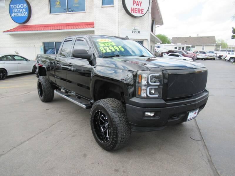 2014 Chevrolet Silverado 1500 for sale at Auto Land Inc in Crest Hill IL