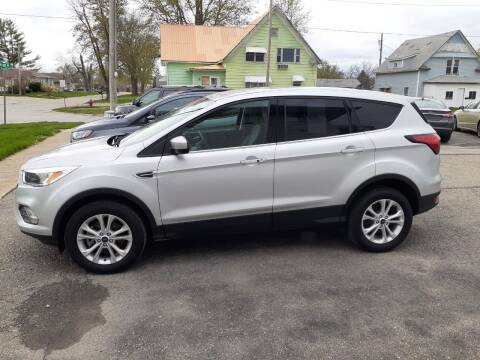 2019 Ford Escape for sale at Albia Motor Co in Albia IA