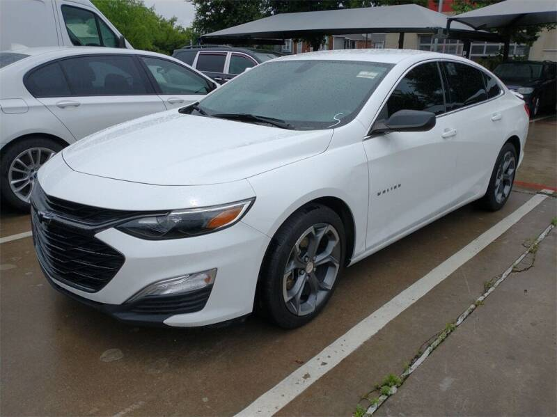 2019 Chevrolet Malibu for sale at Excellence Auto Direct in Euless TX