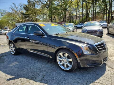 2014 Cadillac ATS for sale at Import Plus Auto Sales in Norcross GA