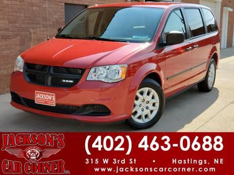 2014 RAM C/V for sale at Jacksons Car Corner Inc in Hastings NE