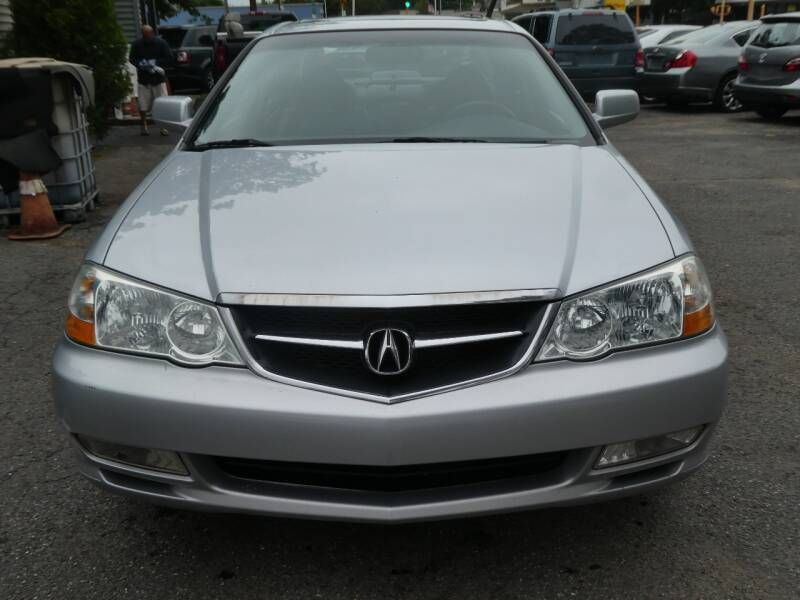 2003 Acura TL for sale at Wheels and Deals in Springfield MA