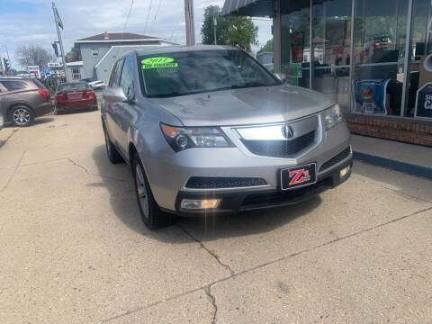 2011 Acura MDX for sale at LOT 51 AUTO SALES in Madison WI