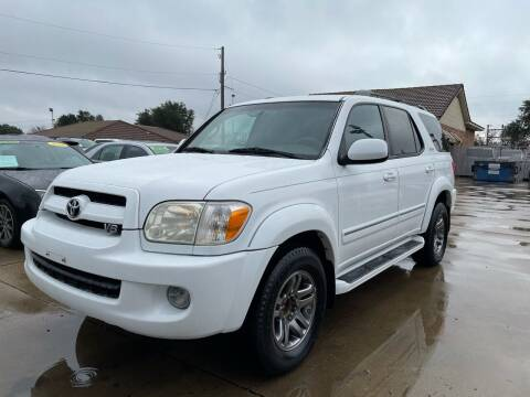 2007 Toyota Sequoia for sale at CityWide Motors in Garland TX