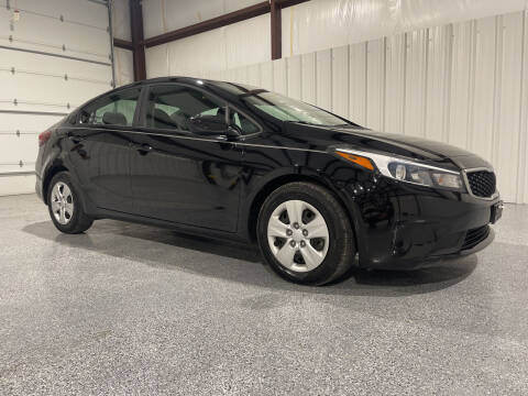 2017 Kia Forte for sale at Hatcher's Auto Sales, LLC in Campbellsville KY
