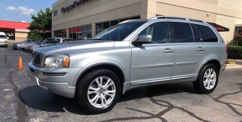 2013 Volvo XC90 for sale at European Performance in Raleigh NC