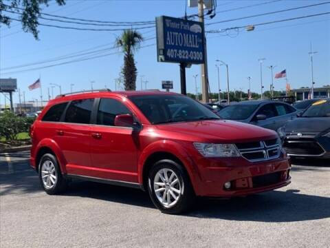 2016 Dodge Journey for sale at Winter Park Auto Mall in Orlando FL