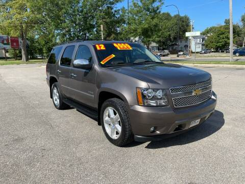 2012 Chevrolet Tahoe for sale at RPM Motor Company in Waterloo IA