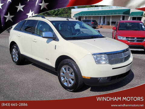 2008 Lincoln MKX for sale at Windham Motors in Florence SC