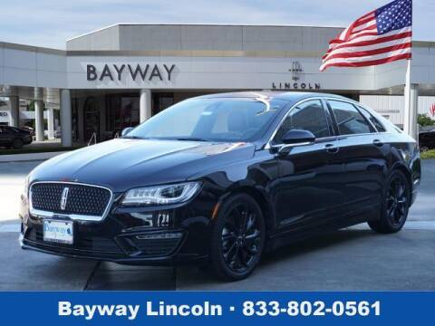 2020 Lincoln MKZ for sale at BAYWAY Certified Pre-Owned in Houston TX
