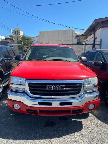 2007 GMC Sierra 1500HD Classic for sale at E-Z Pay Used Cars in McAlester OK