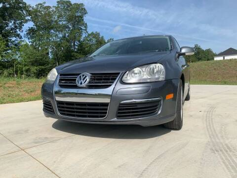 2007 Volkswagen Jetta for sale at El Camino Auto Sales in Sugar Hill GA