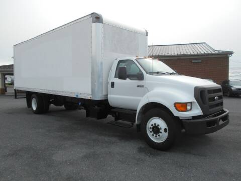 2013 Ford F-750 Super Duty for sale at Nye Motor Company in Manheim PA