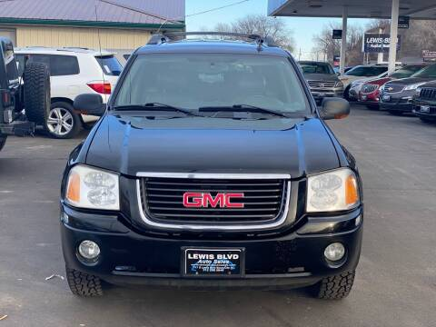 2004 GMC Envoy XL for sale at Lewis Blvd Auto Sales in Sioux City IA