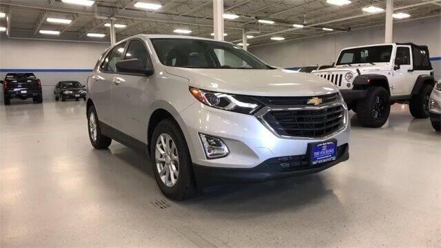 2021 Chevrolet Equinox for sale in Lake Bluff, IL
