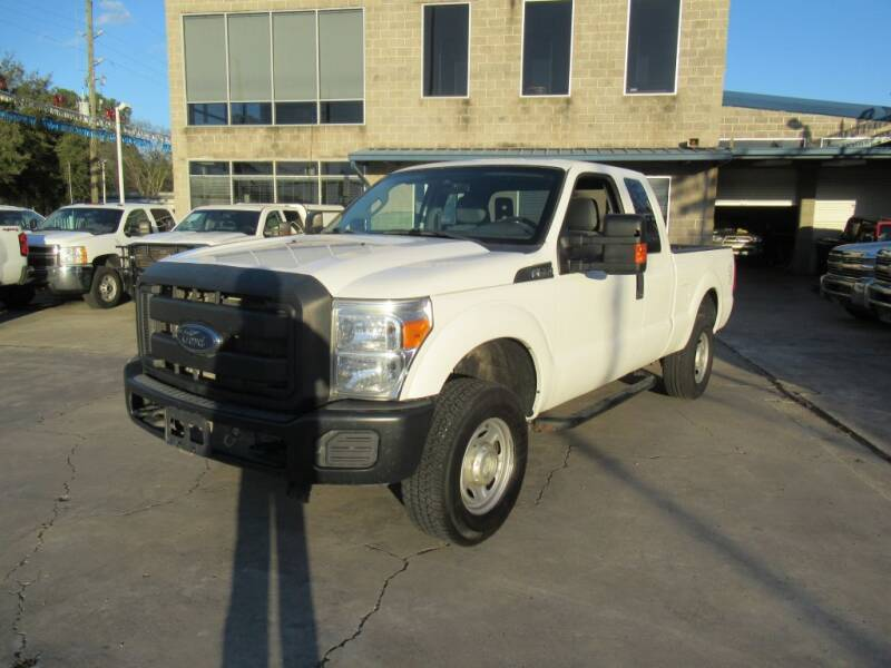 2011 Ford F-250 Super Duty for sale at Lone Star Auto Center in Spring TX