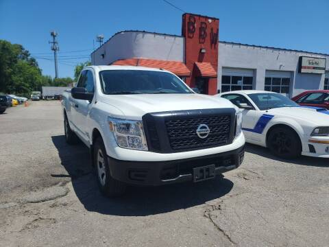 2019 Nissan Titan for sale at Best Buy Wheels in Virginia Beach VA