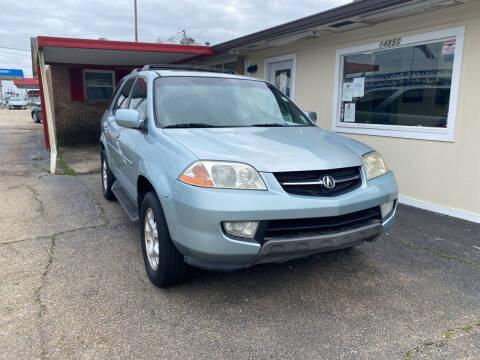 2002 Acura MDX for sale at Port City Auto Sales in Baton Rouge LA