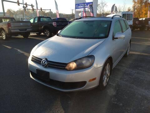2012 Volkswagen Jetta for sale at P J McCafferty Inc in Langhorne PA