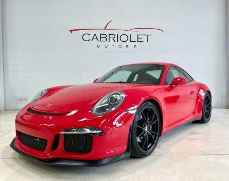 2017 Porsche 911 for sale at Cabriolet Motors in Morrisville NC