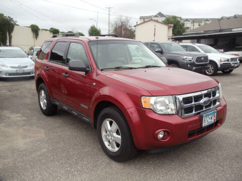 2008 Ford Escape for sale at Metro Motor Sales in Minneapolis MN