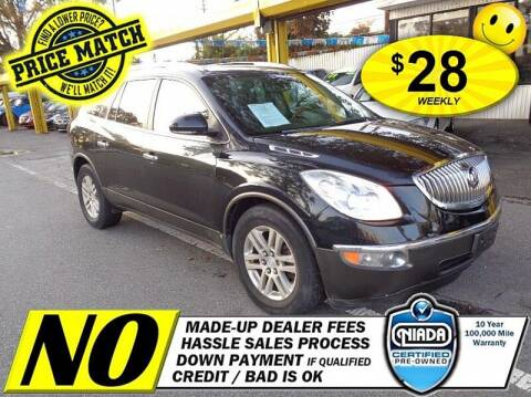 2009 Buick Enclave for sale at AUTOFYND in Elmont NY
