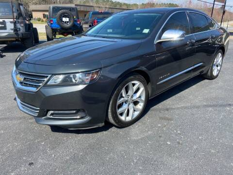 2015 Chevrolet Impala for sale at Luxury Auto Innovations in Flowery Branch GA