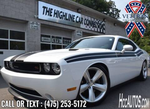 2011 Dodge Challenger for sale at The Highline Car Connection in Waterbury CT