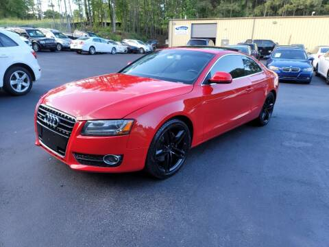 2008 Audi A5 for sale at GA Auto IMPORTS  LLC in Buford GA