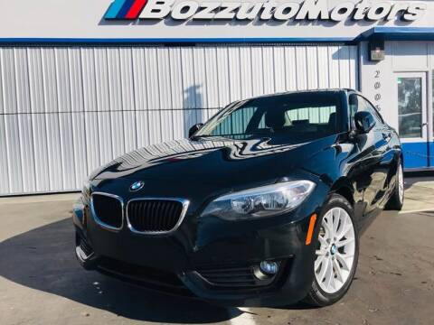 2014 BMW 2 Series for sale at Bozzuto Motors in San Diego CA