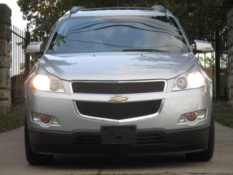 2011 Chevrolet Traverse for sale at Blue Ridge Auto Outlet in Kansas City MO