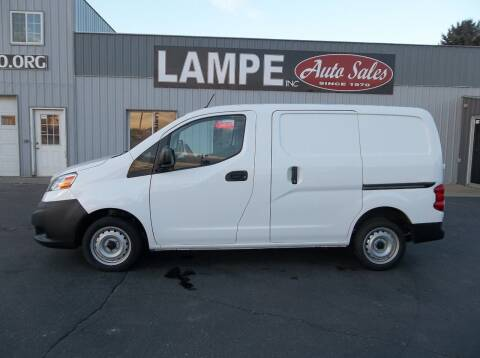 2017 Nissan NV200 for sale at Lampe Auto Sales in Merrill IA