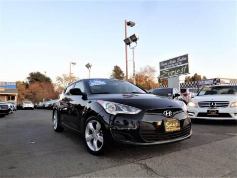 2013 Hyundai Veloster for sale at Save Auto Sales in Sacramento CA