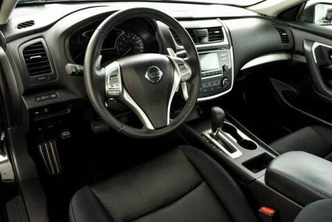 2016 Nissan Altima for sale at CU Carfinders in Norcross GA