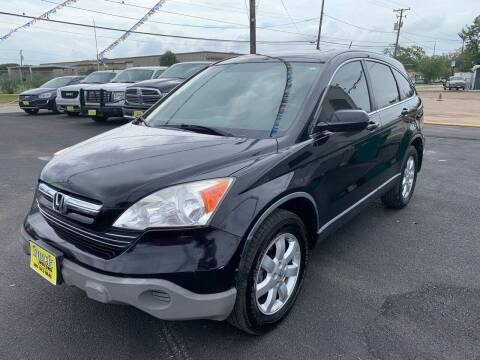 2008 Honda CR-V for sale at Rock Motors LLC in Victoria TX