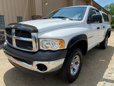 2002 Dodge Ram Pickup 1500 for sale at Prime Auto Sales in Uniontown OH