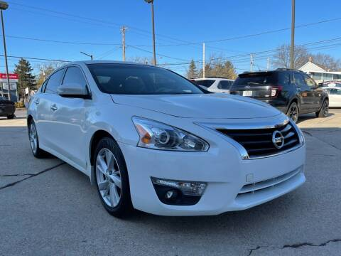 2015 Nissan Altima for sale at Auto Gallery LLC in Burlington WI