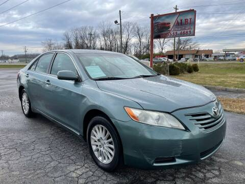 2007 Toyota Camry for sale at Albi Auto Sales LLC in Louisville KY